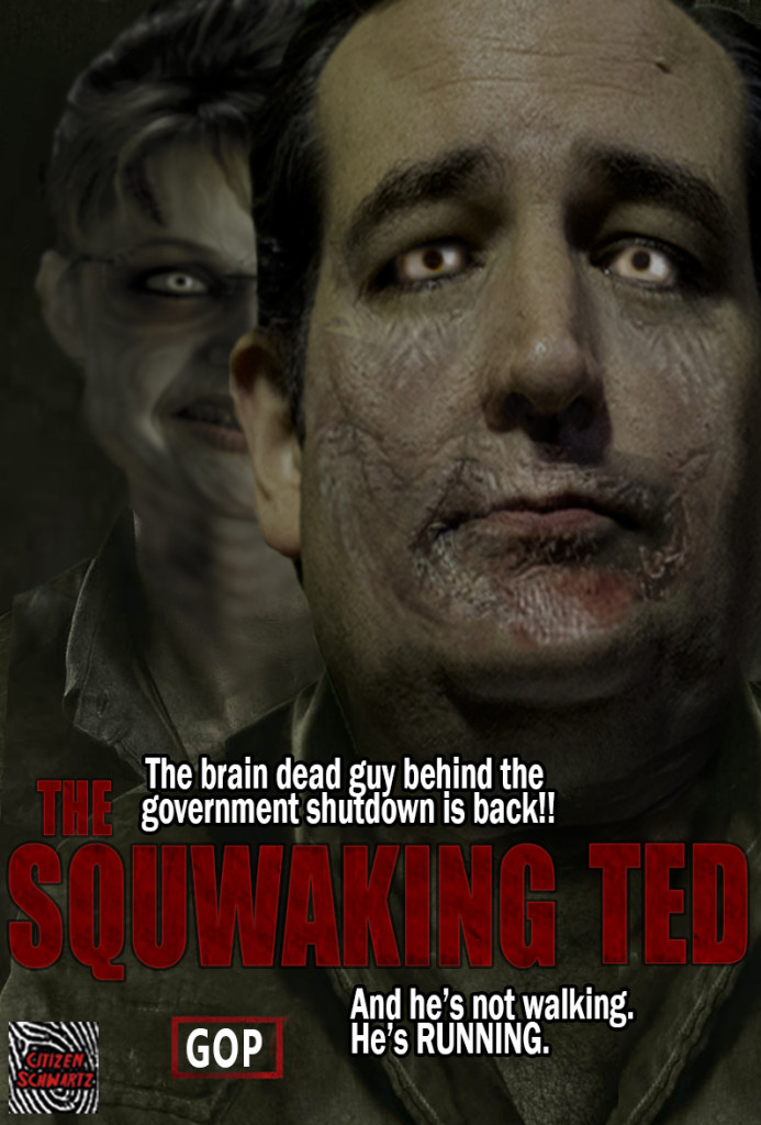 Squawking Ted Fix