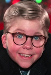 Young Ralphie Parker