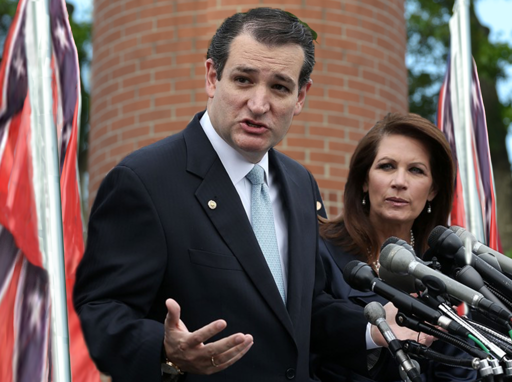 Sen. Ted Cruz Vows Not To Raise Nation's Debt Ceiling Until Union Admits To Losing Civil War