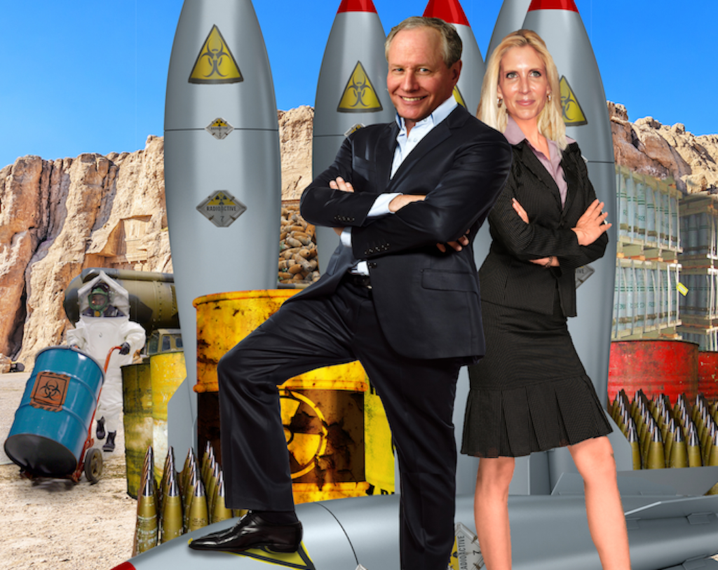 Bill Kristol, Ann Coulter Find Huge Cache of WMD in Iraq, Finally Feel Qualified to Speak on Middle East Again