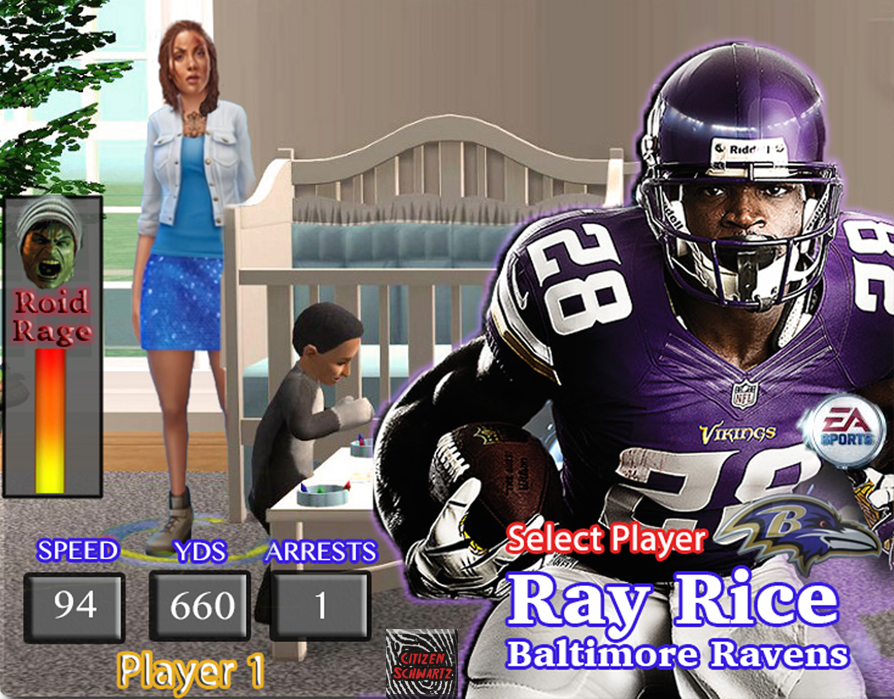 New Madden NFL 2015 Game Update Includes Domestic Violence MiniGame