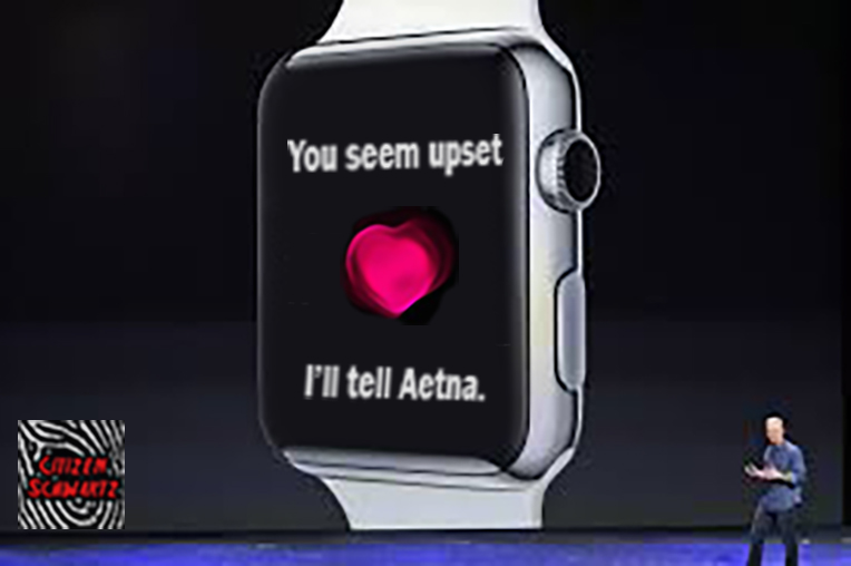Apple Watch Citizen