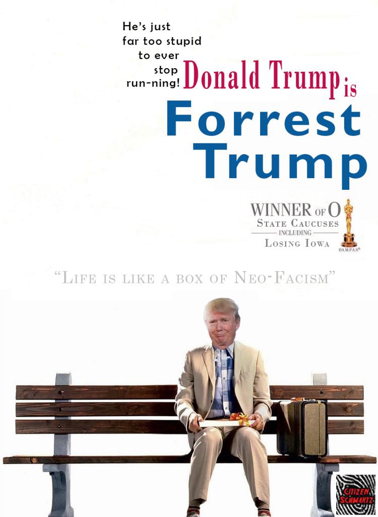 Run Donald, Run!
